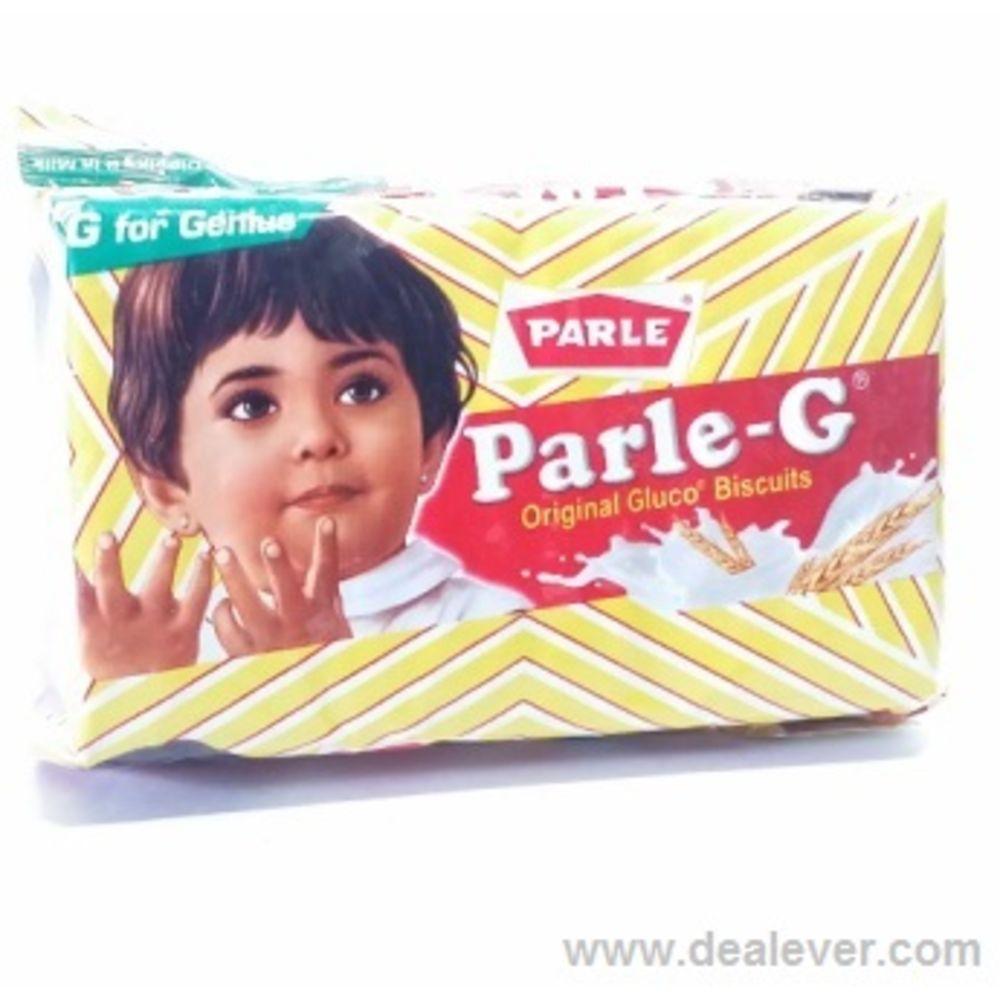 Parle G 5 Rs Pack Dealever