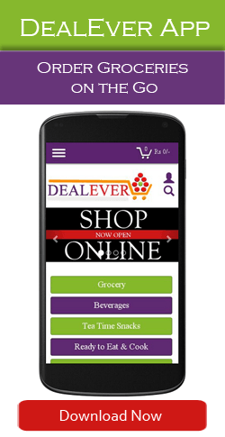 DealEver App - Order Groceries on the Go