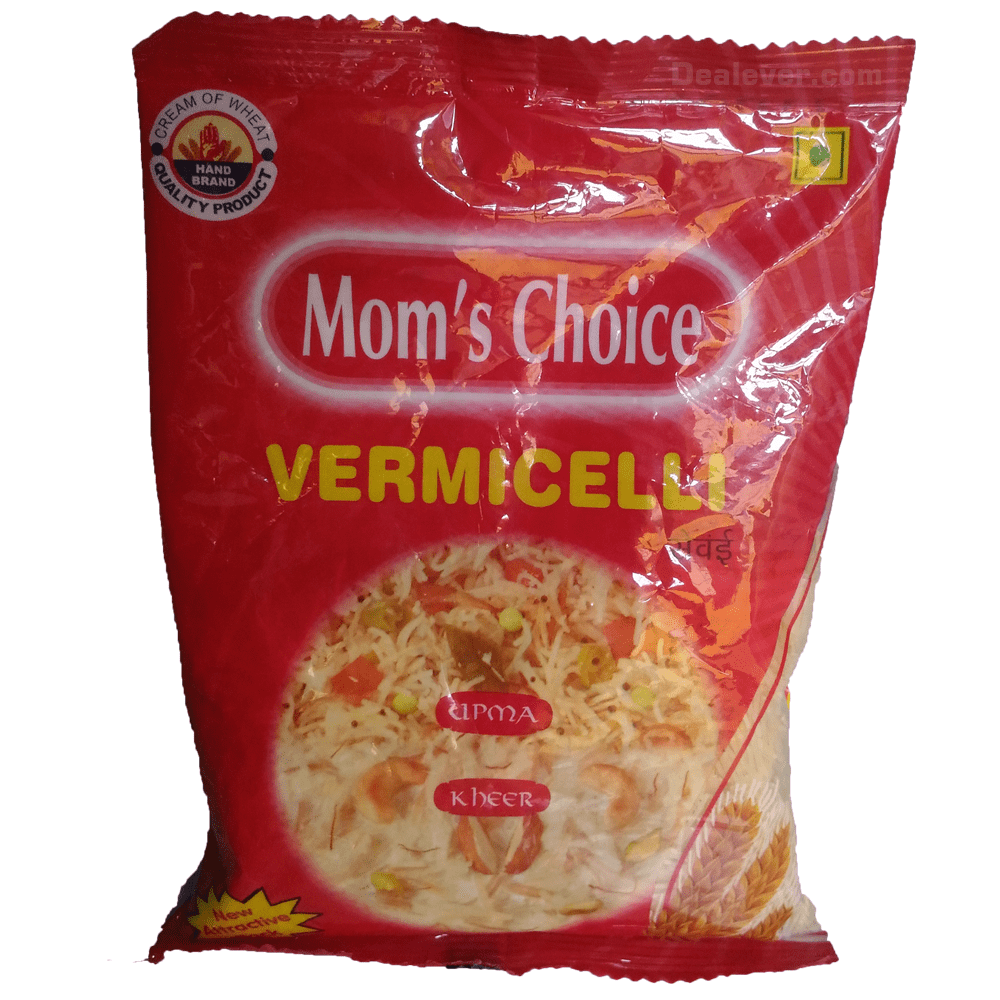 Mom's Choice (Upma/Kheer)