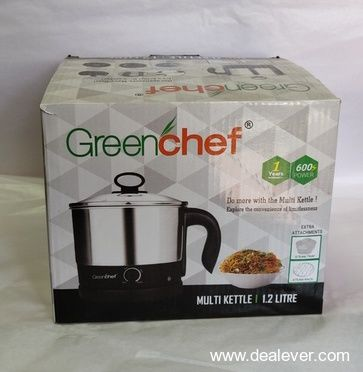 Greenchef Multi Kettle