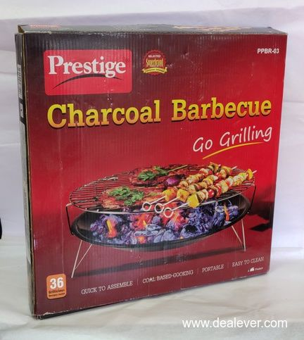 Prestige Charcoal Barbecue
