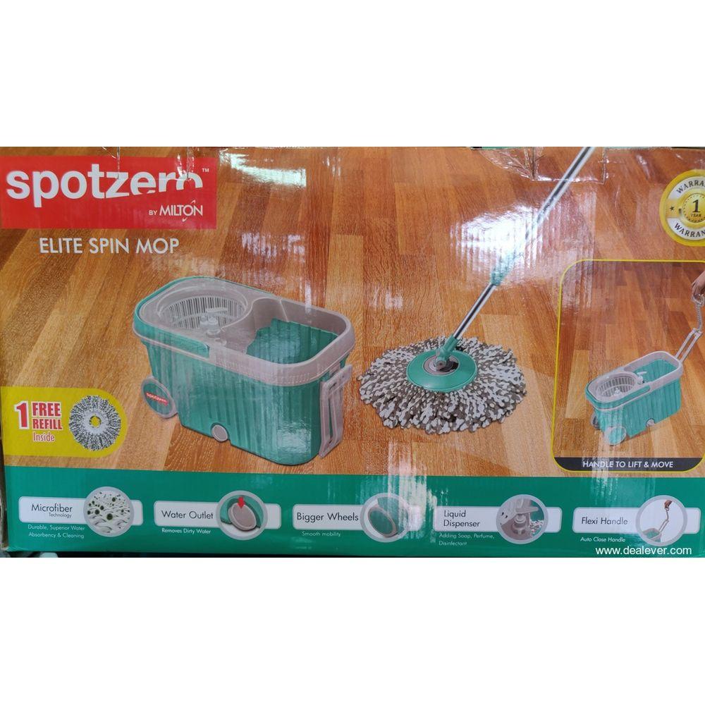 Spotzero Milton Elite Spin Mop