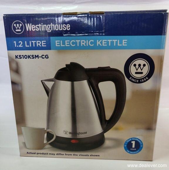 Westinghouse Kettle 1.2 litre