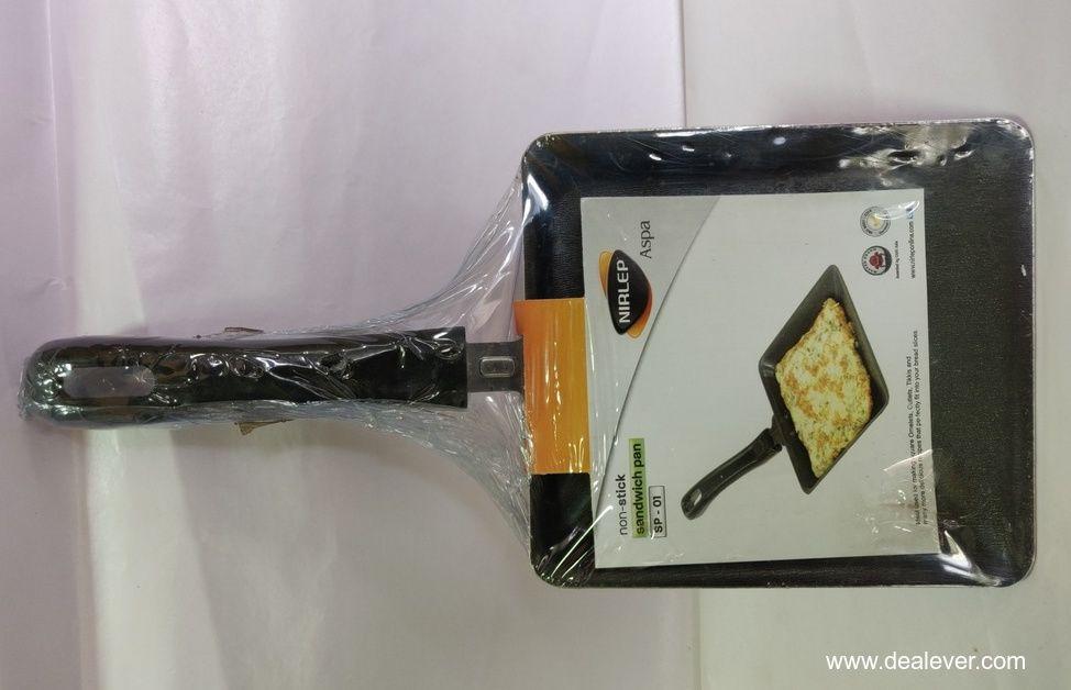 Non-Stick Aluminium Sandwich Pan