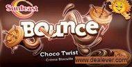 Bounce Cream biscuit