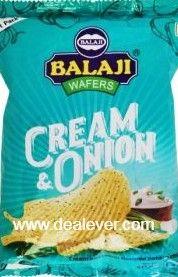 Balaji Cream & Onion