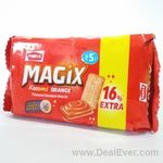 MagiX orange Cream Biscuit