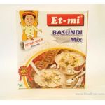 Et-mi Basundi mix