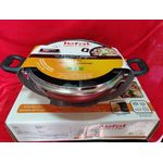 Tefal simply chef kadhai with lid