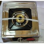 Clix single gas stove